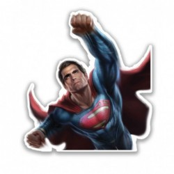 Hail Superman - Stickon Small