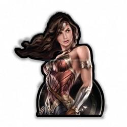 Wonder Woman Pose - Stickon...