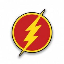 Flash Red - Stickon Small