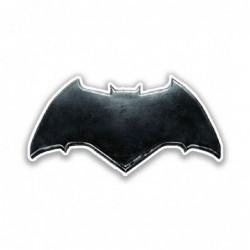 Metallic Batman Logo  -...