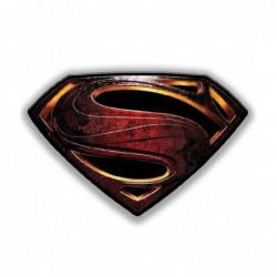 Metallic Superman Logo -...
