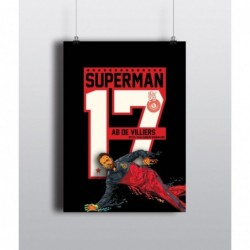 RCB Superman 17 - 12 X 18...