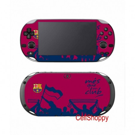 FCB Asymmetrical Art - Skin for Sony PS Vita 2000