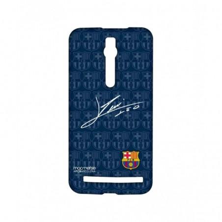 Autograph Messi - Sublime Case for Asus Zenfone 2
