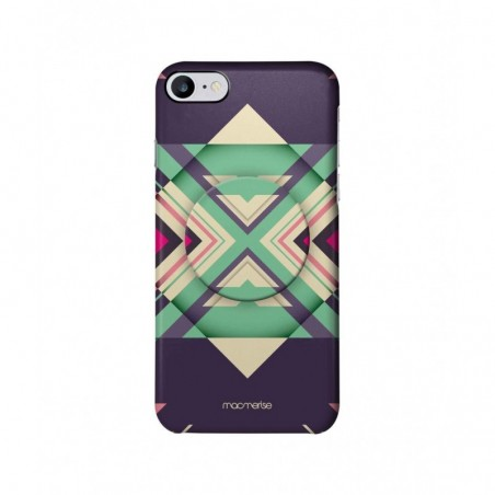 Psychedelia - Pro Case for iPhone 6S With Pop Grip