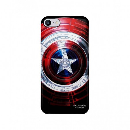 Captains Shield Decoded - Pro Case for iPhone 6S With Pop Grip