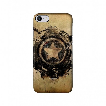 Symbolic Captain Shield - Pro Case for iPhone 6S With Pop Grip