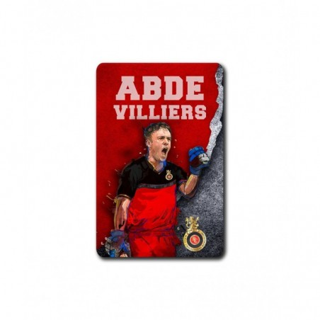 Bleed Red ABD - 3.5 X 4.5 (in) Coasters
