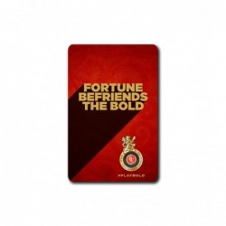 Fortune Befirends the Bold...