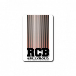 RCB Decoded - 3.5 X 4.5...