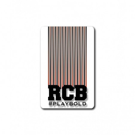 RCB Decoded - 3.5 X 4.5 (in) Coasters