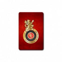 RCB Emblem - 3.5 X 4.5 (in)...
