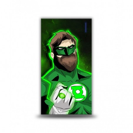 Beard Club Green Lantern - 4000 mAh Universal Power Bank