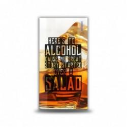 Alcohol Fact - 4000 mAh...