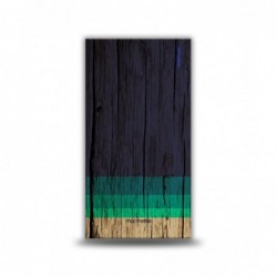 Wood Stripes Blue - 4000...