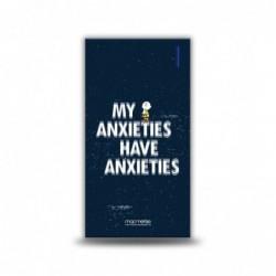 Anxieties Issue - 4000 mAh...