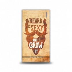 Beard is sexy - 4000 mAh...