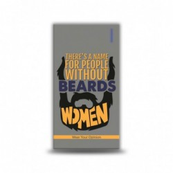 Men with beard - 4000 mAh...