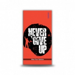 Never give up - 4000 mAh...