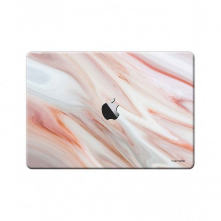 "Marble Rosa Levanto - Full Body Wrap for Macbook Air 13"" (2018)"