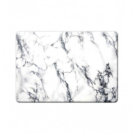 "Marble White Luna - Full Body Wrap for Macbook Air 13"" (2012 - 17)"